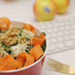 Alimentos como la manzana ayudan a regular el ritmo intestinal