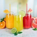 Los zumos de fruta ayudan a mantener los niveles de hidratación
